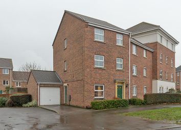 Thumbnail 4 bed semi-detached house to rent in Emerald Crescent, Sittingbourne