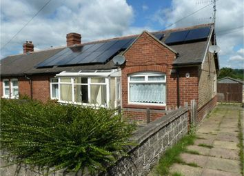 Thumbnail 3 bed semi-detached bungalow for sale in The Bungalows, Ebchester, Consett, Durham