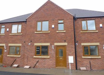 Thumbnail 3 bed town house to rent in Toad Hole Close, Kirk Hallam, Derbyshire