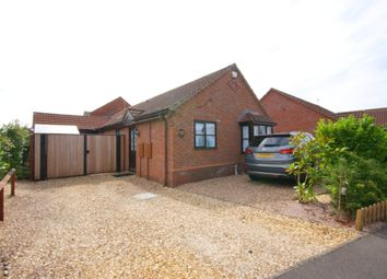 Thumbnail 3 bed detached bungalow for sale in Mendip Avenue, North Hykeham, Lincoln