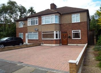 Thumbnail 2 bed maisonette to rent in Walden Way, Ilford