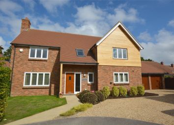 Thumbnail 4 bed detached house for sale in Old Orchards, Lymington, Hampshire