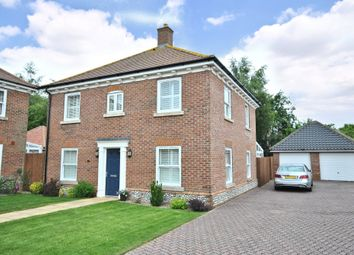 Thumbnail 4 bed detached house for sale in Owen Cole Close, Great Massingham, King's Lynn