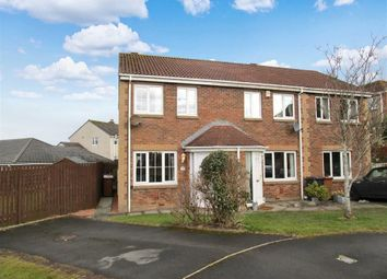 Thumbnail 2 bed semi-detached house for sale in Holly Bank, The Highlands, Whitehaven