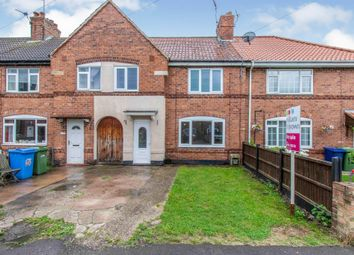 Thumbnail 3 bed terraced house for sale in Suffolk Grove, Bircotes, Doncaster
