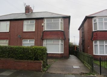 Thumbnail 2 bed duplex to rent in Dene Crescent, Wallsend