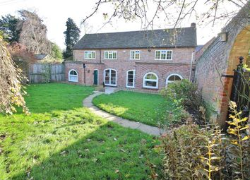 Thumbnail 3 bed cottage for sale in Midgham Park, Midgham, West Berkshire