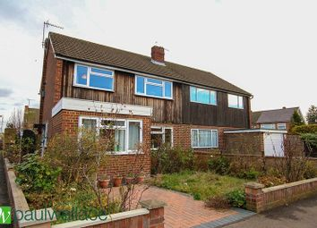 Thumbnail 3 bed semi-detached house for sale in Oldfield Drive, Cheshunt, Waltham Cross
