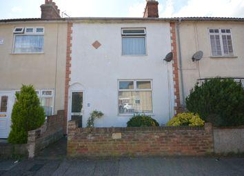 Thumbnail 3 bedroom terraced house for sale in Lorne Road, Lowestoft
