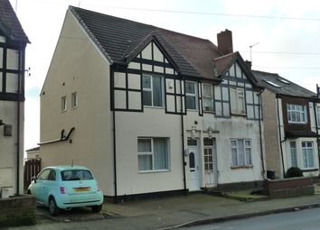 Thumbnail 3 bed semi-detached house for sale in Highland Road, Dudley