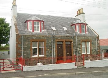 Thumbnail 2 bed semi-detached house for sale in 19 Church Street, Kirkcowan