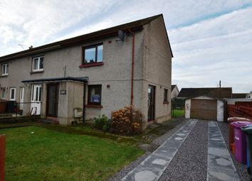 Thumbnail 2 bedroom flat to rent in Anderson Crescent, Forres