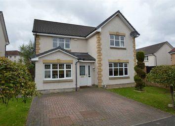 Thumbnail 4 bedroom detached house for sale in Burte Court, Bellshill