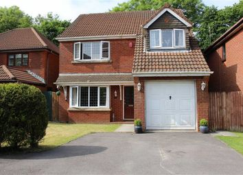 Thumbnail 4 bedroom detached house for sale in Ffordd Dryden, Killay, Swansea