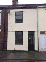Thumbnail 2 bedroom terraced house for sale in Fraser Street, Cobridge, Stoke On Trent