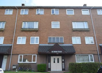 Thumbnail 2 bed flat for sale in St Brides Court, Pyle Road, Caerau