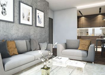 Thumbnail 2 bed flat for sale in Greengate, Salford