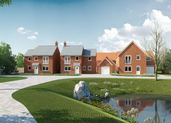 Thumbnail 3 bed semi-detached house for sale in Station Road, South Littleton, Evesham