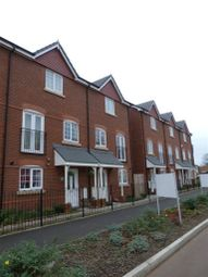 Thumbnail 3 bed terraced house to rent in Yew Tree Close, Shrewsbury, Shropshire