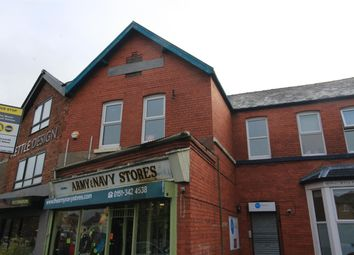 Thumbnail 1 bed flat for sale in The Mount, Heswall, Wirral