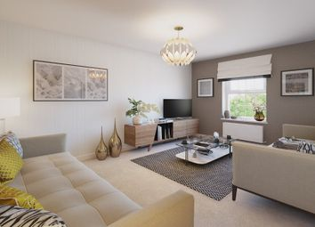 """Thumbnail 3 bedroom semi-detached house for sale in """"Chapelford"""" at Craneshaugh Close, Hexham"""