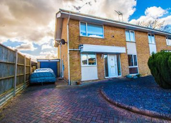Thumbnail 4 bedroom semi-detached house for sale in Highcroft Close, Yardley Gobion, Towcester