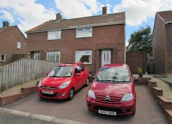 Thumbnail 2 bedroom semi-detached house for sale in Graham Avenue, Whickham, Newcastle Upon Tyne.