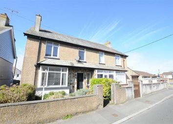 Thumbnail 4 bed semi-detached house to rent in Fairfield Road, Bude, Cornwall