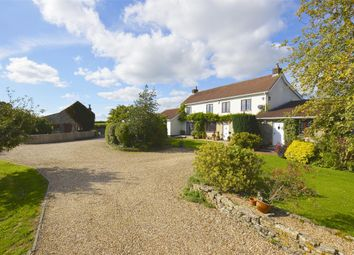 Thumbnail 5 bed detached house for sale in Mount Pleasant, Chilcompton, Somerset