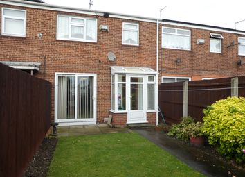 Thumbnail 3 bedroom terraced house for sale in Bessingby Grove, Hull