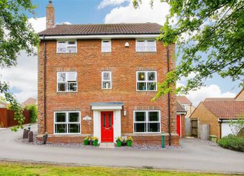 Thumbnail 7 bed detached house for sale in Clifton Moor, Oakhill, Milton Keynes, Bucks