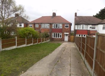 Thumbnail 3 bed semi-detached house for sale in Carlton Road, Worksop, Nottinghamshire