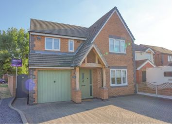 Thumbnail 4 bed detached house for sale in Fairway, Branston