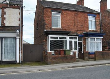 Thumbnail 2 bed semi-detached house to rent in Ashby High Street, Scunthorpe