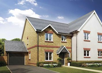 Thumbnail 3 bed semi-detached house for sale in Acacia Gardens, Farnham, Surrey