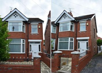 Thumbnail 3 bed semi-detached house for sale in Lakeway, Stanley Park, Blackpool