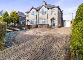 Thumbnail 3 bed semi-detached house for sale in Loop Road South, Whitehaven