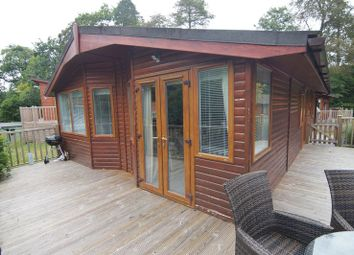 Thumbnail 2 bedroom mobile/park home for sale in Falbarrow Holiday Park, Rayrigg Road, Bowness-On-Windermere
