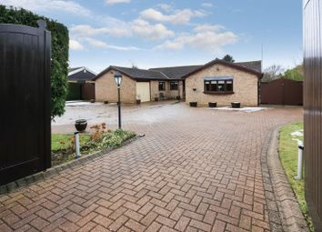 Thumbnail 6 bed detached bungalow for sale in Parklands, Newcastle Upon Tyne