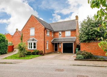 Thumbnail 4 bedroom detached house for sale in Bridgnorth Drive, Kingsmead, Milton Keynes, Bucks