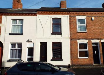 Thumbnail 2 bedroom terraced house for sale in Harold Street, Aylestone, Leicester, Leicestershire
