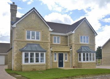 Thumbnail 5 bed detached house for sale in Plot 13, Longmead, 11 Hawkesmead Close, Norton St Philip, Nr Bath