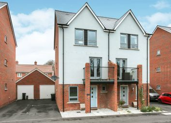 Thumbnail 4 bed town house for sale in Indus Road, Shaftesbury