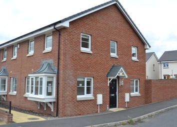 Thumbnail 2 bed semi-detached house to rent in Morris Drive, Pentrechwyth, Swansea