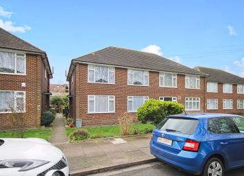 Thumbnail 2 bed flat for sale in Stickleton Close, Greenford