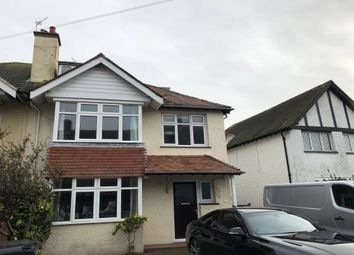 Thumbnail 8 bed shared accommodation to rent in Nyewood Lane, Bognor Regis