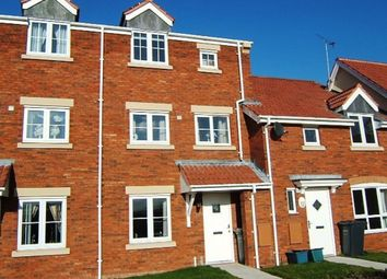 Thumbnail 4 bedroom town house to rent in Harvesters Way, South Milford, Leeds