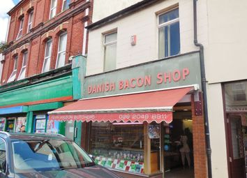 Thumbnail Retail premises to let in Clifton Street, Roath, Cardiff
