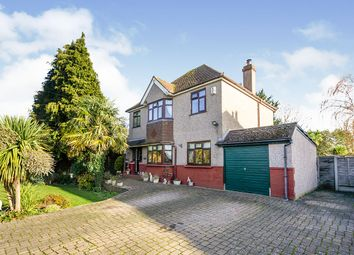 Thumbnail 4 bed detached house for sale in Nurstead Lane, Longfield Hill, Kent