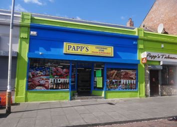Thumbnail Commercial property for sale in Papp's Convenience Store, 112-114Eastbourne Avenue, Gateshead